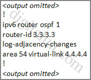 OSPFIPv6v3VirtualLink_show_run_R3